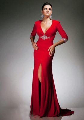 لباس مجلسی زنانه کوتاه