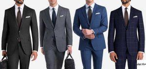 قوانین انتخاب ست لباس مردانه