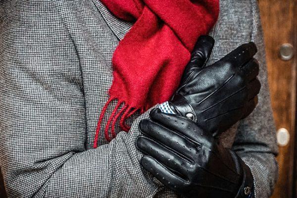 دستکش زمستانی مردانه