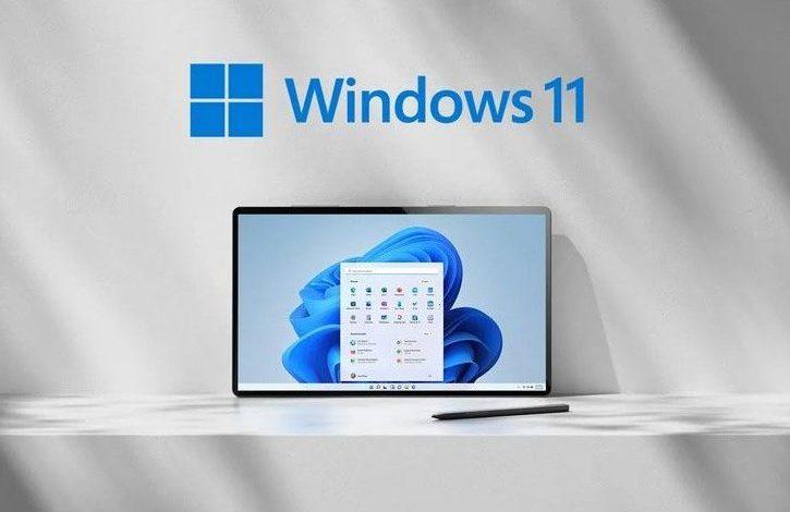 نصب ویندوز ۱۱ روی کامپیوتر
